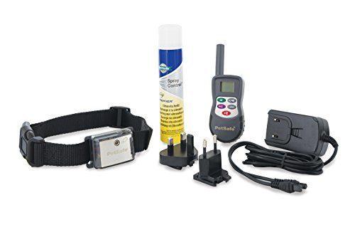 Sprayhalsband PetSafe Reichweite bis 275m