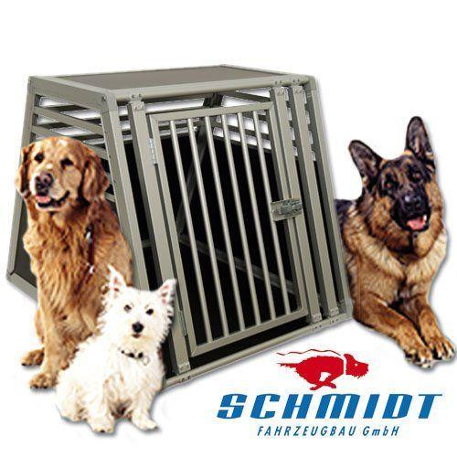 Schmidt Einzelbox UME 65/93/68 für große Hunde