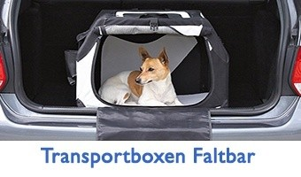 Hundetransportbox - Faltbar