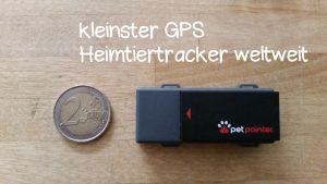 GPS Haustiertracking mit Petpointer